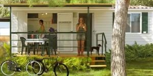 Case mobili climatizzate da 31 mq